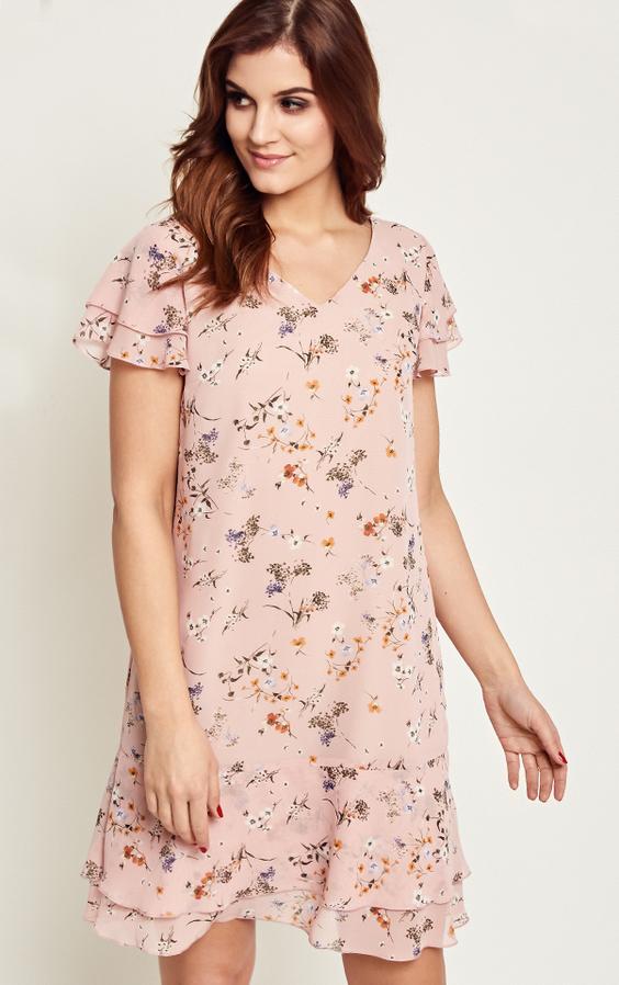 f0a3366716 Kaskada producent odzieży damskiej sukienka Olivia · 42 · Sukienka Olivia
